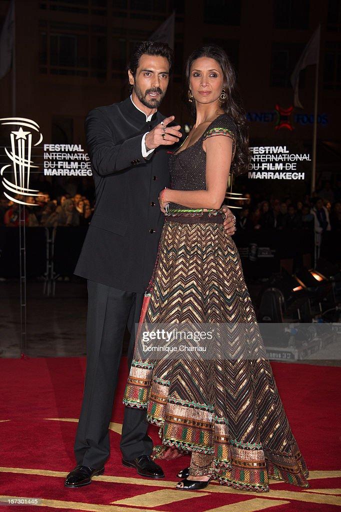 Marrakech International Film Festival - 'Tribute To Hindi Cinema'