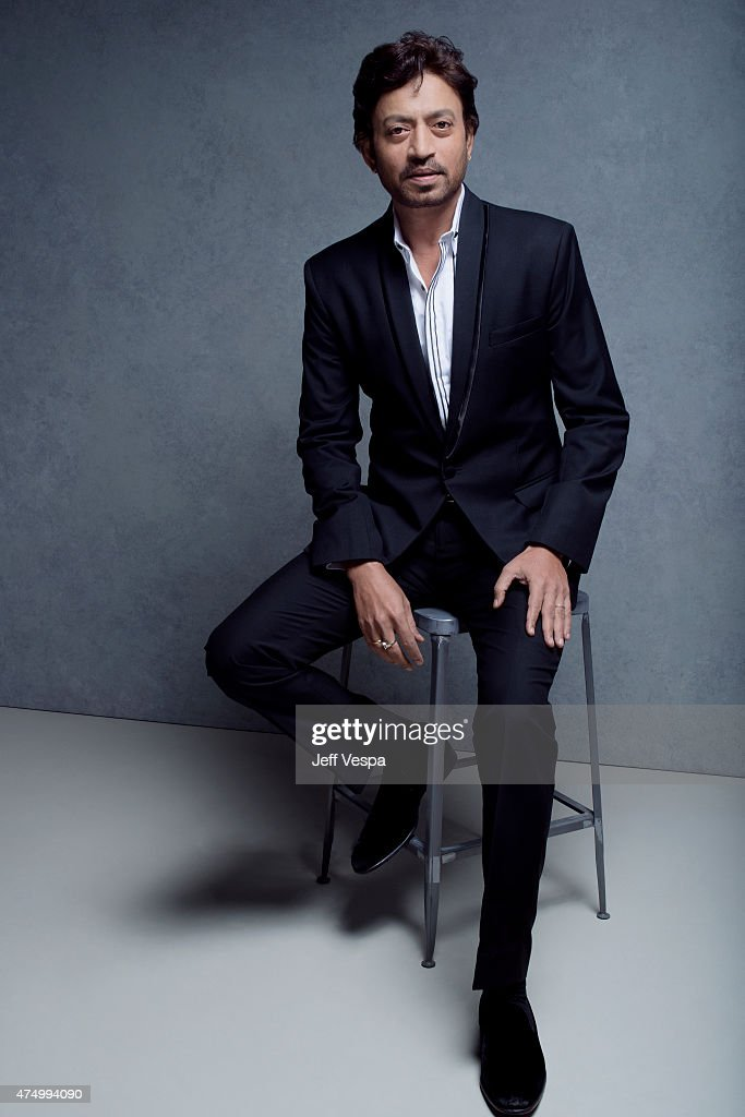 Actor Irrfan Khan photographed at the Toronto Film Festival on September 07, 2013 in Toronto, Ontario.