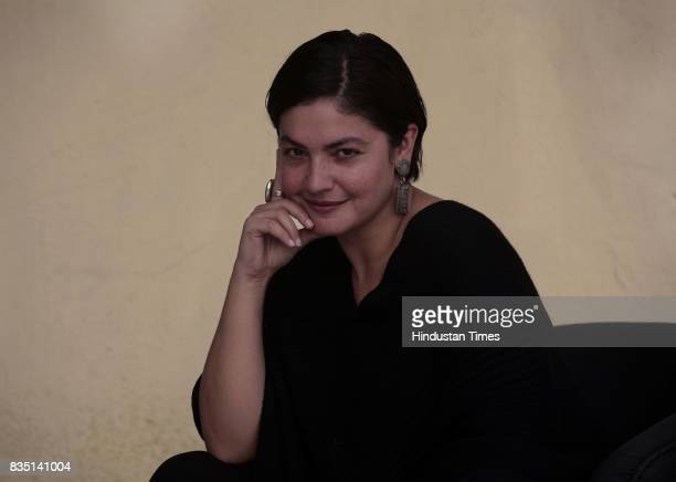 Indian actress and film maker Pooja Bhatt
