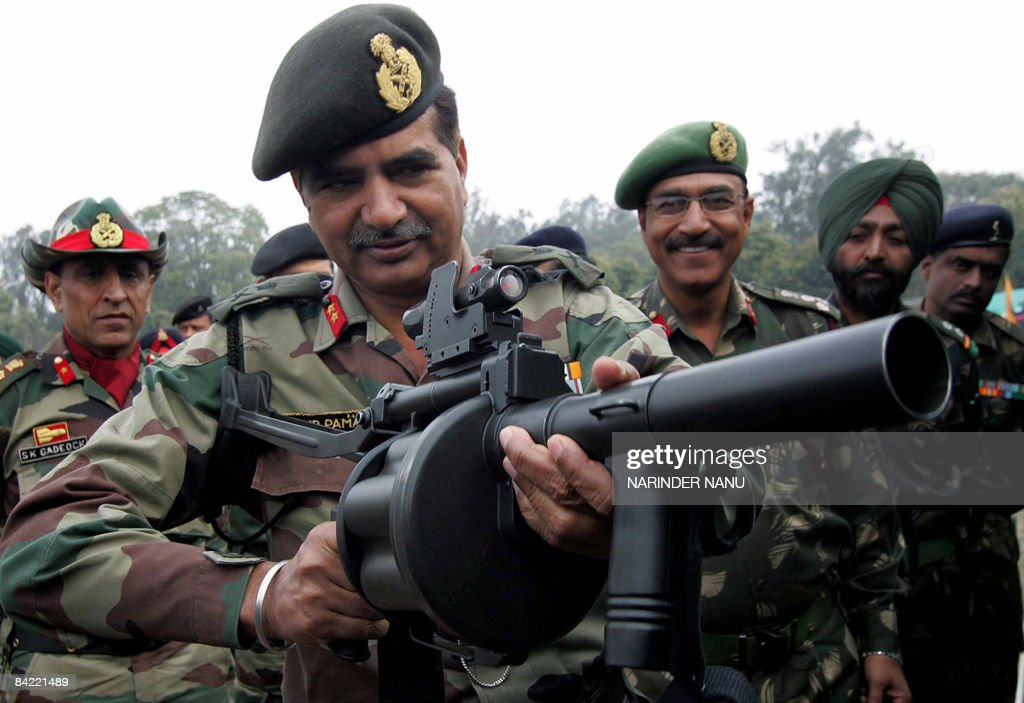 Indian army major