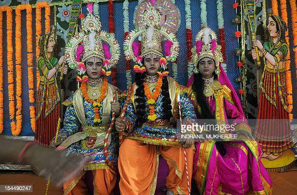 Hindu Epic Ramayana Stock Photos and Pictures | Getty Images
