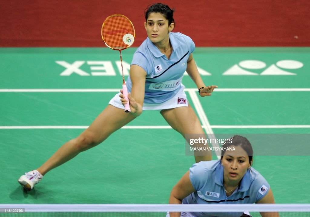 Jwala Gutta | Getty Images Badminton Player Pairs Of India