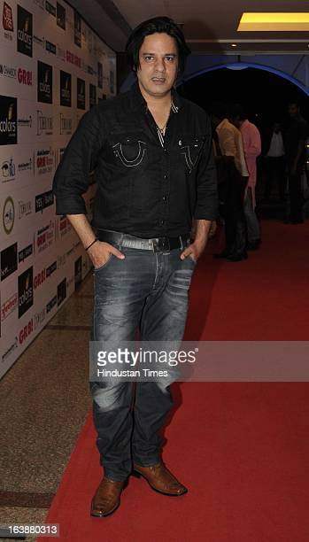 Indian Bollywood actor Rahul Roy during Gr8 Women's Achievers Awards 2013 at Hotel Lalit on March 9 2013 in Mumbai India