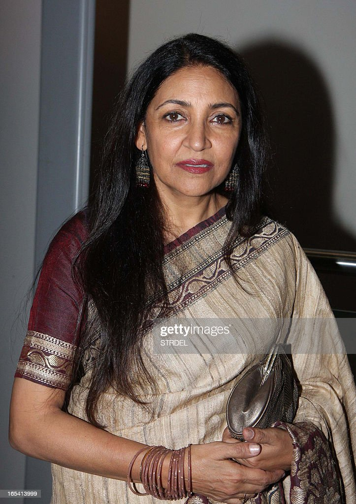 deepti naval family photo