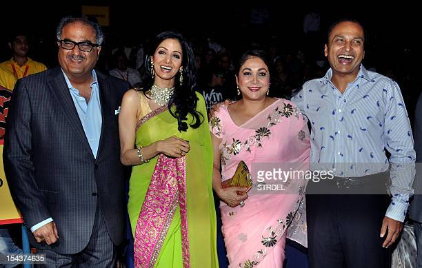 INDIA ARTS CINEMA BOLLYWOOD ED Anil Ambani Tina
