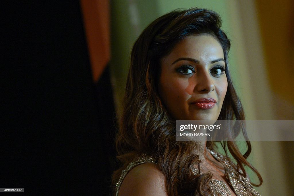 Indian Bollywood film actress <a gi-track='captionPersonalityLinkClicked' href=/galleries/search?phrase=Bipasha+Basu&family=editorial&specificpeople=695956 ng-click='$event.stopPropagation()'>Bipasha Basu</a> looks on during a press briefing for the 16th International Indian Film Awards (IIFA) at a hotel in Kuala Lumpur on April 9, 2015. Malaysia will host the upcoming 16th International Indian Film Awards (IIFA) on June 5-7. AFP PHOTO / MOHD RASFAN