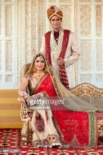 Marriage Bride And Groom Headlam 111