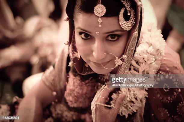Indian bride (Wedding)