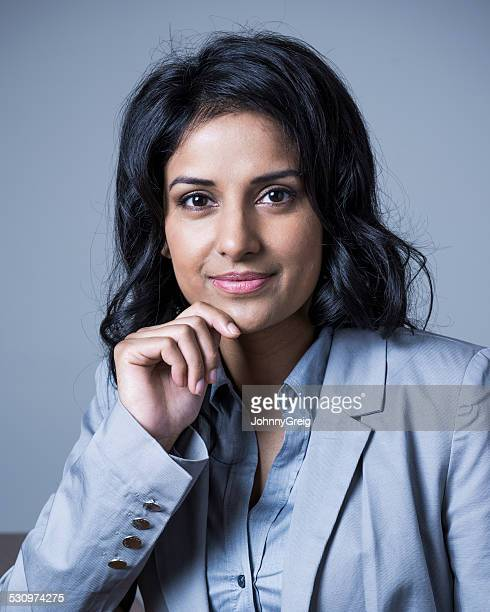 Indian businesswoman portrait