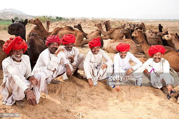 Indian Camel Traders