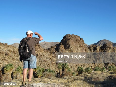 Indian Canyons hike near Palm Springs
