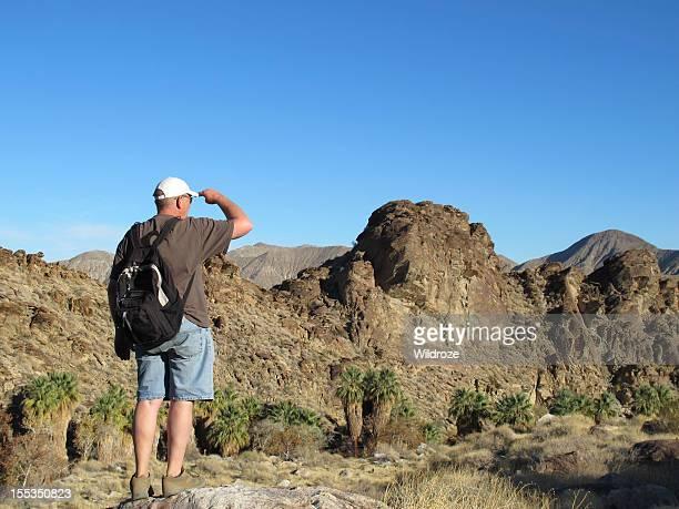 Indian Canyons randonnée à proximité de Palm Springs