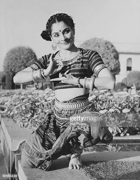 Indian classical Indrani Rahman 22nd January 1961 The day before she had performed for Queen Elizabeth II at the Rashtrapati Bhavan Banquet in New...