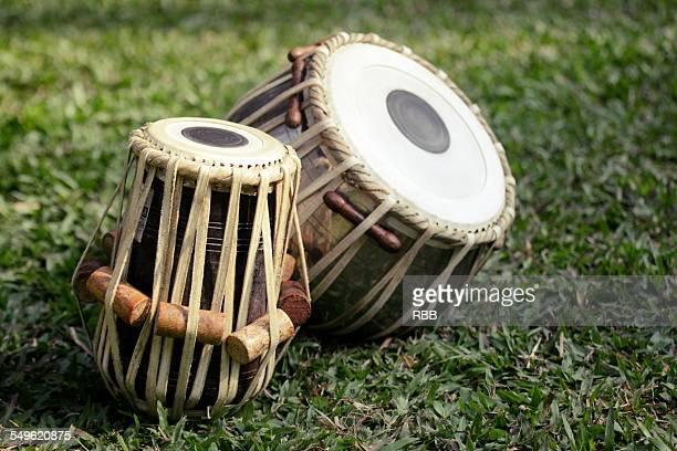 Indian Musical Instruments Tabla Tabla Stock Pho...