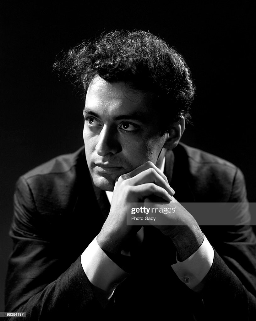 Indian conductor <a gi-track='captionPersonalityLinkClicked' href=/galleries/search?phrase=Zubin+Mehta&family=editorial&specificpeople=548623 ng-click='$event.stopPropagation()'>Zubin Mehta</a>, Montreal, Canada, 1963.
