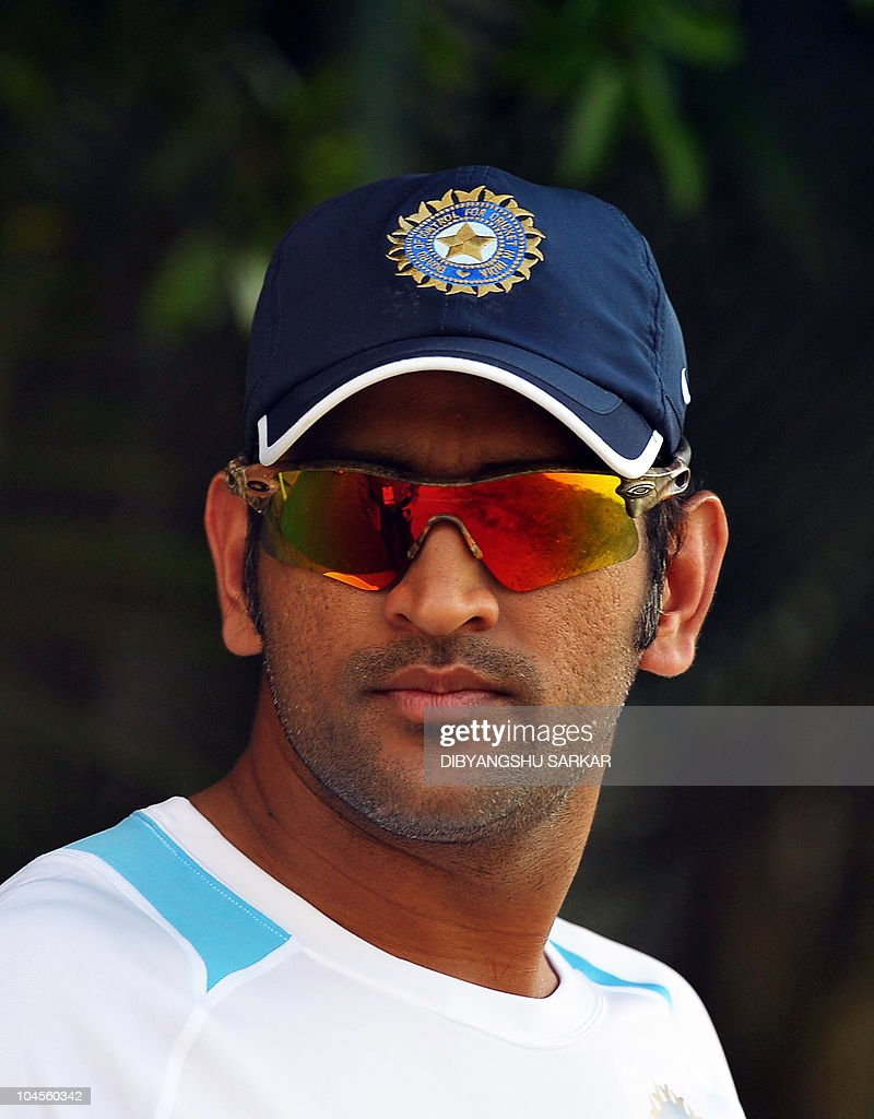 cricket sunglasses k0uz  Indian cricket captain Mahendra Singh Dhoni watches during a training  session of the Indian cricket team