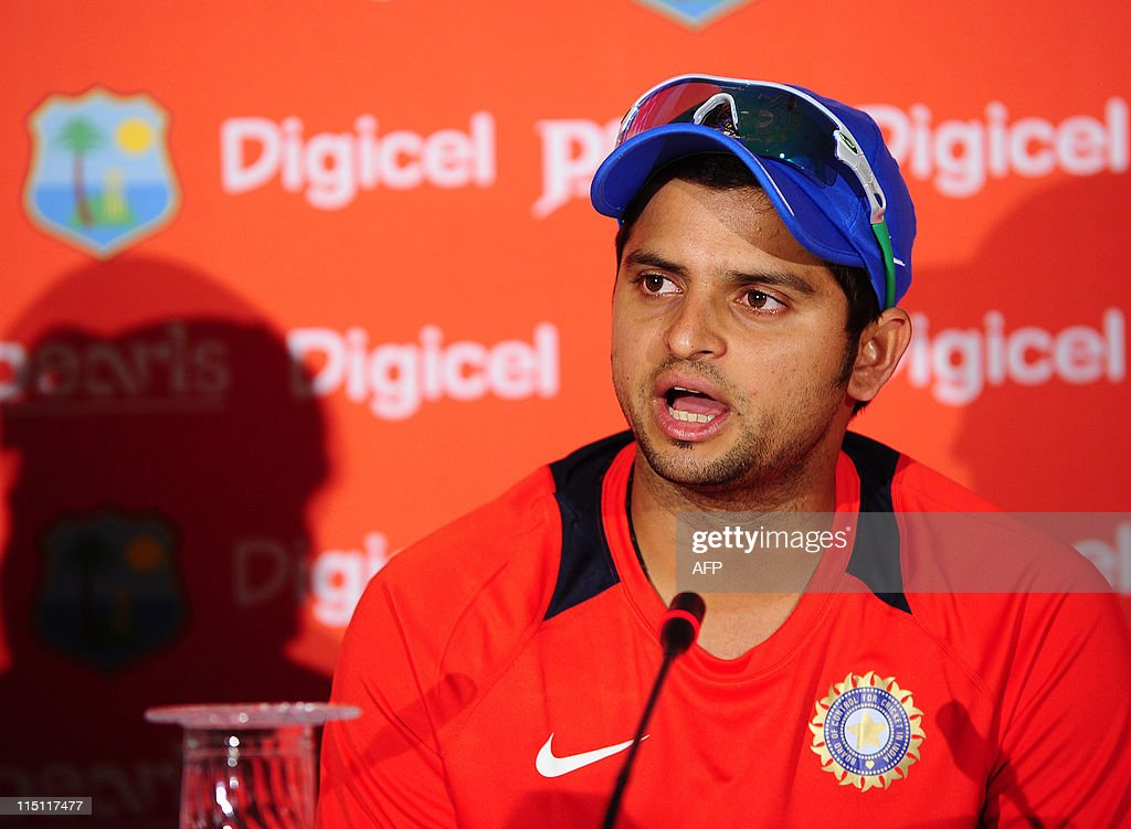 Cricketer Suresh Raina Turns Bollywood Singer For 'Meeruthiya Gangsters'