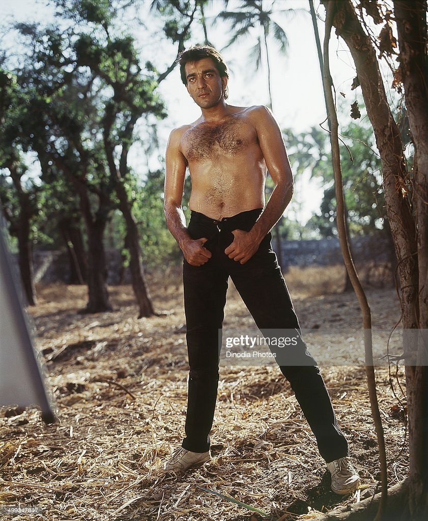 1986, Portrait of Indian film actor <a gi-track='captionPersonalityLinkClicked' href=/galleries/search?phrase=Sanjay+Dutt&family=editorial&specificpeople=1541020 ng-click='$event.stopPropagation()'>Sanjay Dutt</a>.