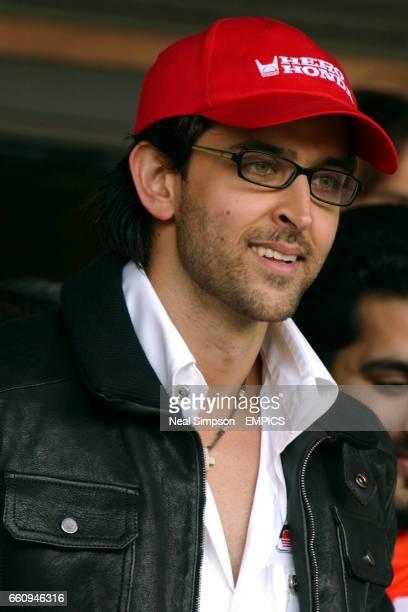 Indian film star Hrithik Roshan