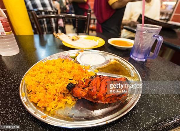 Indian food in Penang, Malaysia