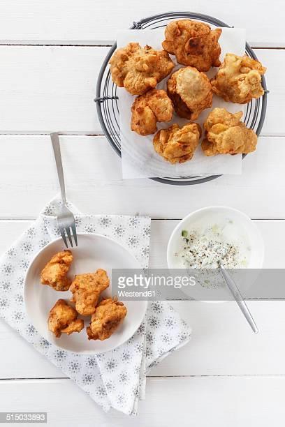 Indian fried snack Pakora