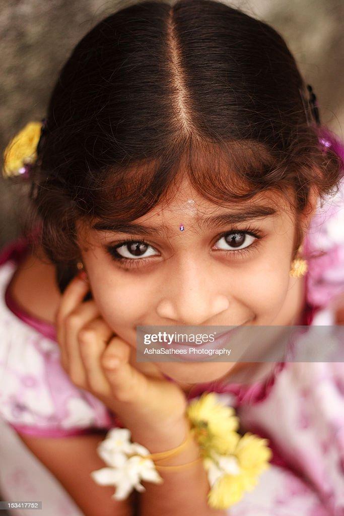 indian girl : Stock Photo