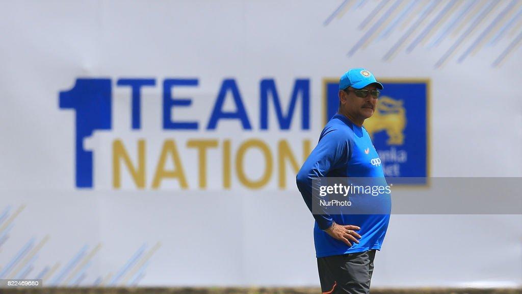 Sri Lanka v India - Cricket