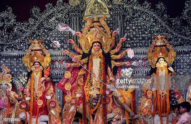 Goddess Durga: the Female Form as the Supreme Being