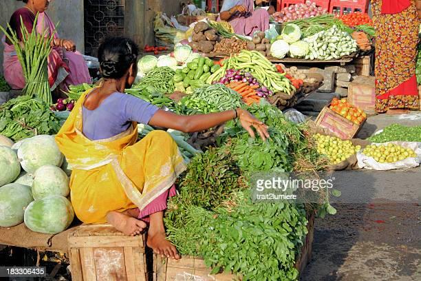 Indian marketplace
