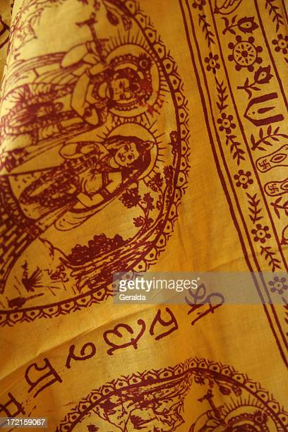 Indian Prayer Flag