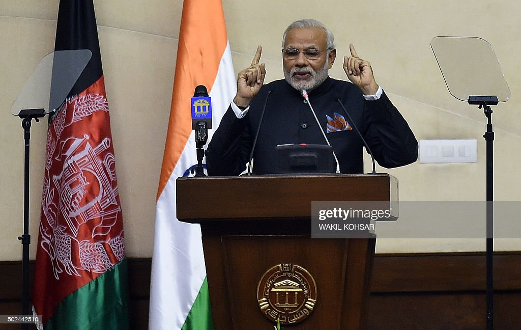 Narendra modi getty images - Prime minister of india office address ...