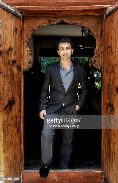 Indian professional player of English billiards and former professional snooker player Pankaj Advani in New Delhi