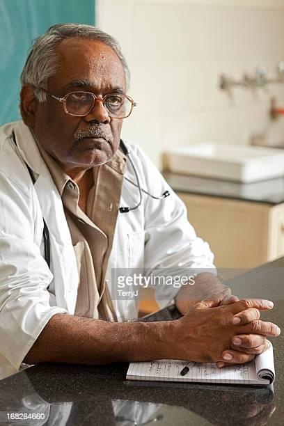 Indian Professor