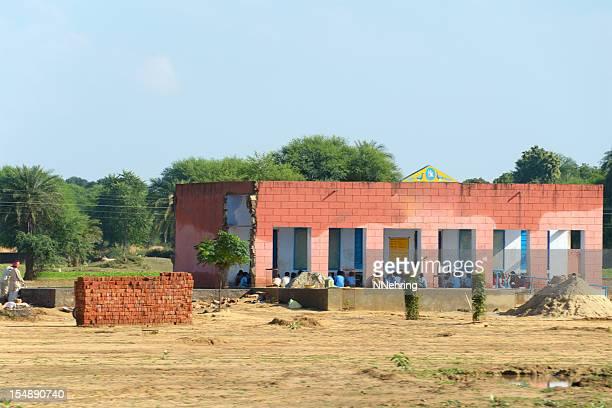 Indische ländlichen school