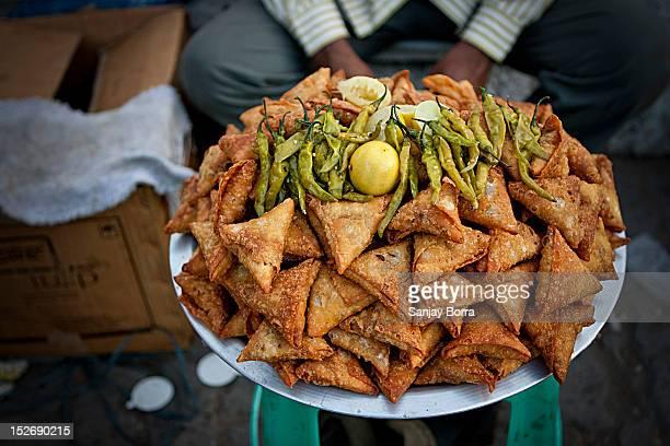 Indian samosas