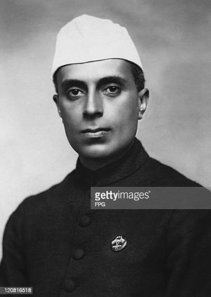 Indian statesman Jawaharlal Nehru circa 1925 Nehru became India's first Prime Minister in 1947