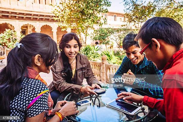 Indische Studenten