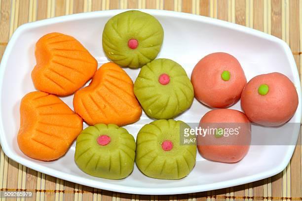 Indian sweet peda