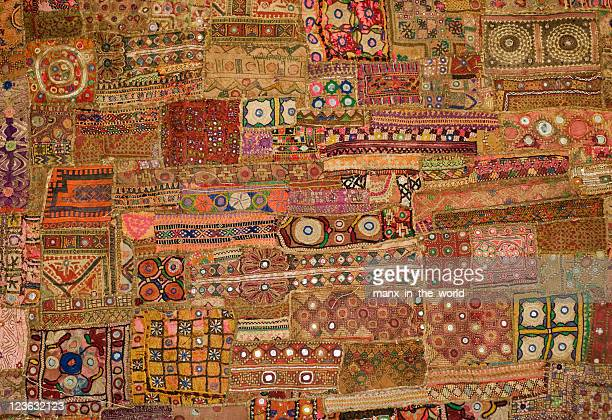 Indian Tapestry - patchwork