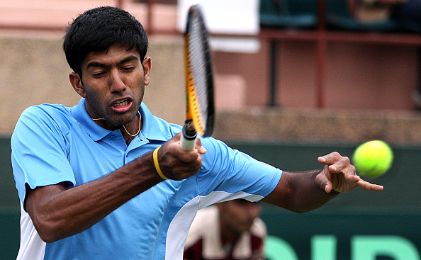 Indian Tennis Players : News Photo
