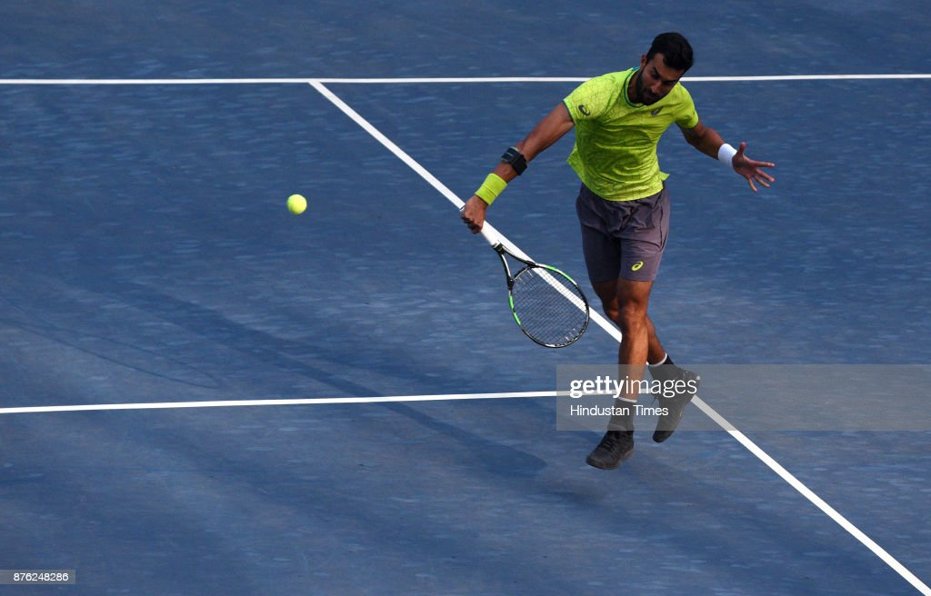 ATP Challenger Tennis Match In Pune