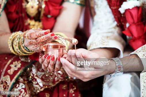 Indian Wedding Close-Up
