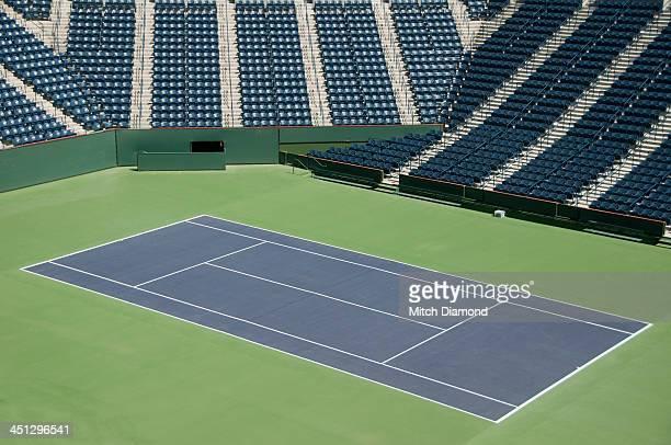 Indian Wells tennis stadium