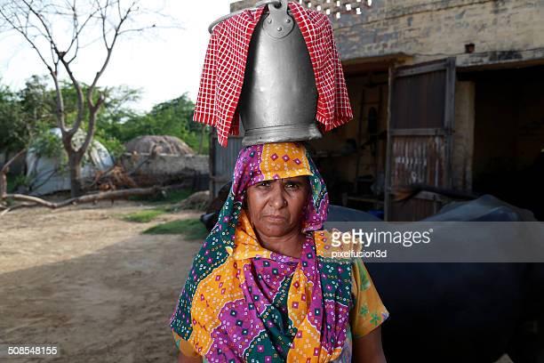 Indian Women Portrait