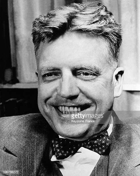 Indiana University Portrait Of Dr Alfred Kinsey 1948