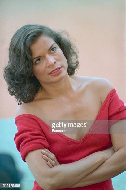 Bianca Jagger a woman more accustomed to discos than dugouts holds court after her Nicaraguan team lost its Pan American game to the USA by an 180...