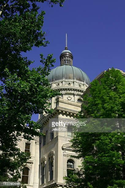 Bâtiment de capital Indianapolis