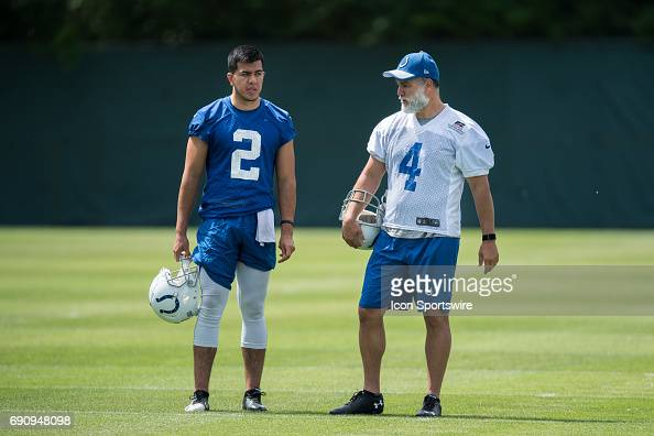 Nfl May 31 Colts Ota Pictures Getty Images