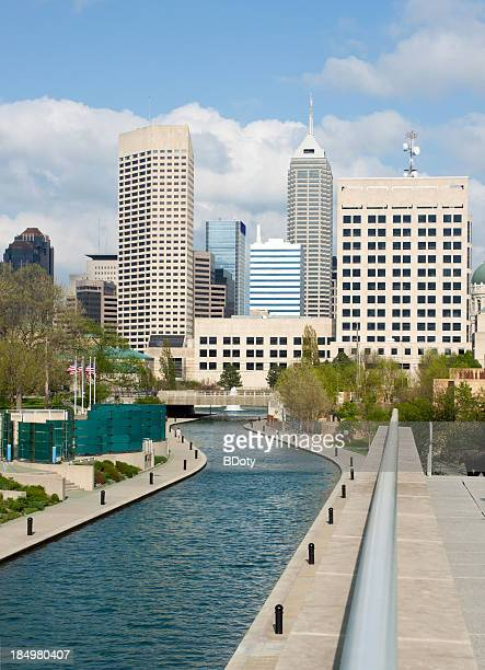 Indianapolis, Indiana - Downtown