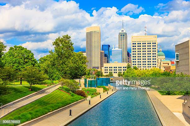skyline di Indianapolis, Indiana